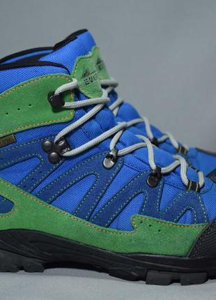 Everest watertex vibram ботинки трекинговые непромокаемые румы...