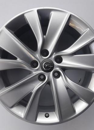 Диски бу 18 5/115 ET41 Opel Insignia оригінал