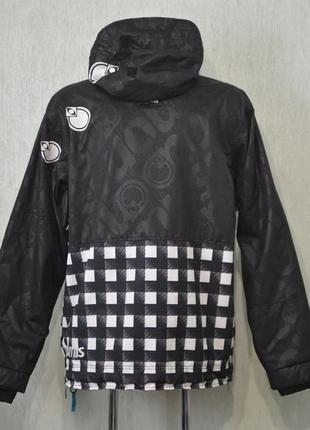Мембранная горнолыжная куртка, анорак Nomis Snowboarding