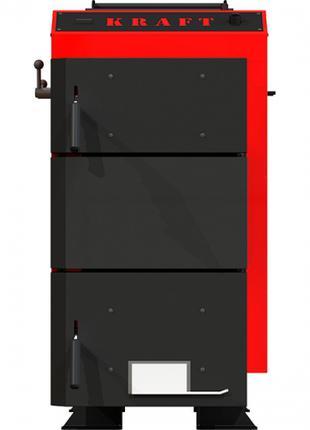 Шахтный Котел Kraft Серия D - 20 КВт