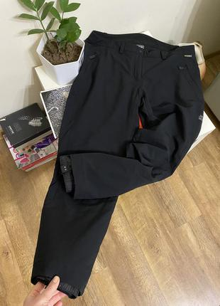 Лыжные штаны jack wolfskin xl штаны для борда