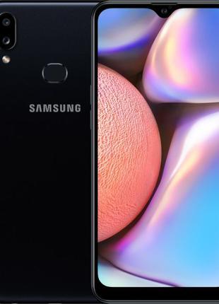 Samsung Galaxy A10s + защитное скло