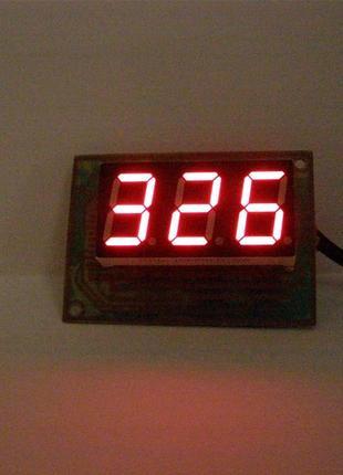 Бак - кількість пального в цифрах