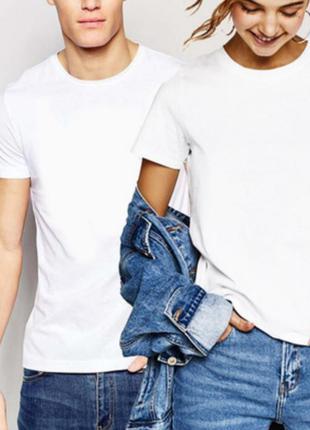 Футболка базовая, футболка унисекс, футболка батал, футболка