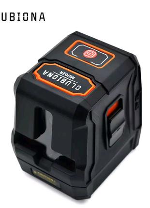 Лазерный нивелир Clubiona MD02R уровень (RED) кронштейн+батарейки