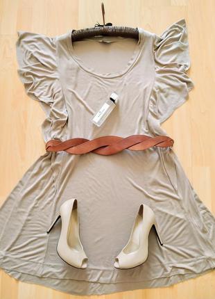Идеальное брендовые платье в греческом стиле.