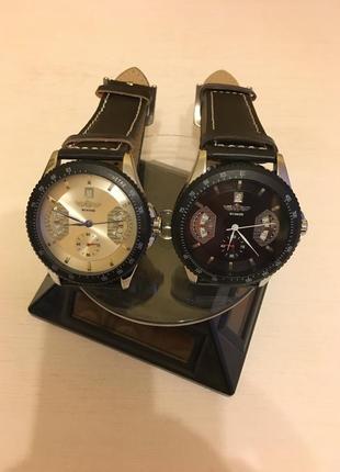 Мужские наручные механические часы winner с автоподзаводом
