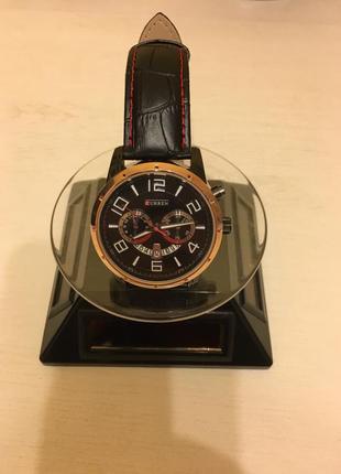 Мужские наручные кварцевые часы curren 8140