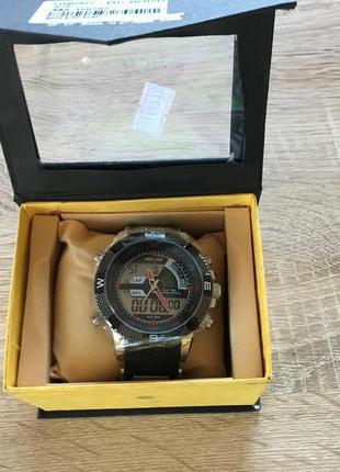 Водонепроницаемые мужские спортивные часы weide wh-1104r