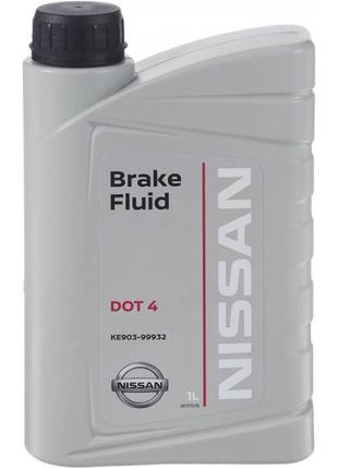 Nissan Brake Fluid DOT-4