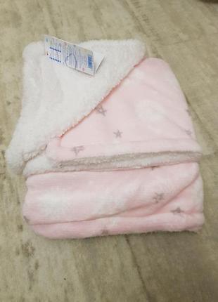 Плед одеялко для младенцев