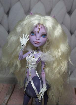 Кукла ООАК монстр хай