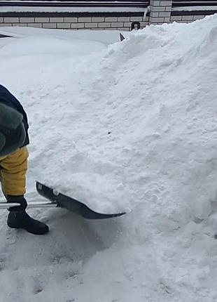 Чистка, уборка снега. Вывоз снега.