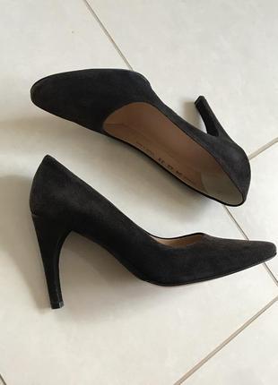 Туфли кожаные стильные модные bally размер 38