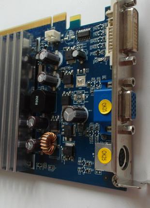Відеокарта для ПК GT 7300 DDR2 256MB 128bit
