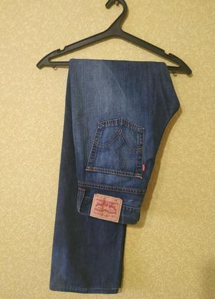 Levi's стильные джинсы идеал