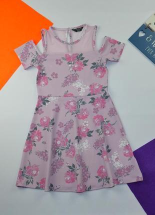 Платье primark на 8-9 лет, рост 134 см
