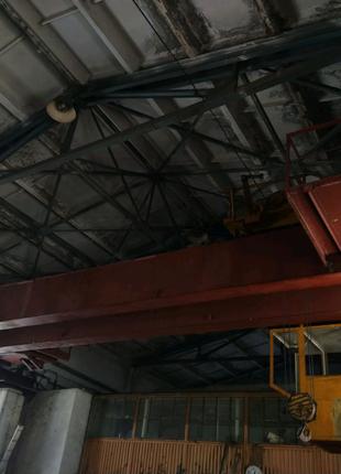 Кран мостовой 5 тонн