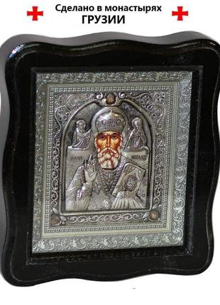 Святитель Николай. Грузинская икона