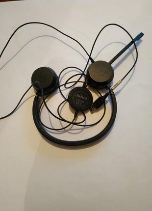 Наушники Jabra Evolve 20 MS Stereo б/у