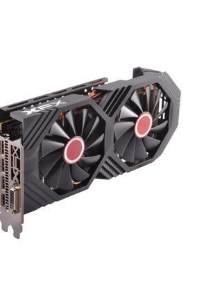 Відеокарта XFX Radeon RX 580 GTS XXX Edition (RX-580P8DFD6)