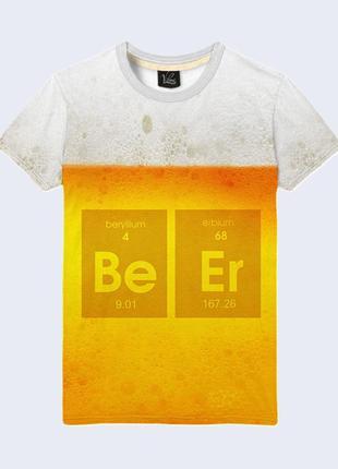 Футболка формула пива