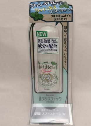 Натуральный дезодорант-стик охлаждяющая мята deonatulle soft s...