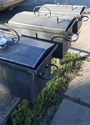 Коптилкы горячего копчення 2мм