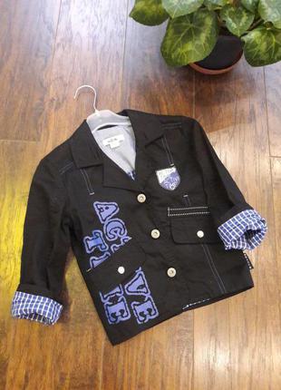 Пиджак на мальчика wojcic