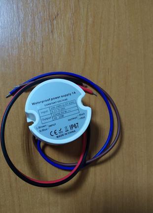 Блок живлення 12В/1А PS-769W
