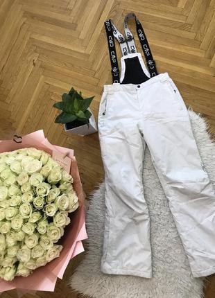 Штаны брюки комбинезон лыжные лыжный фирменные италия как reim...
