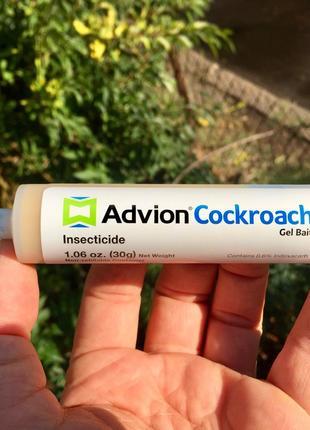 Средство от тараканов Dupont Advion Gel. Надежный инсектицид