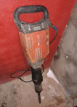 Аренда прокат инструмента Отбойный молоток электро и бензоинструм