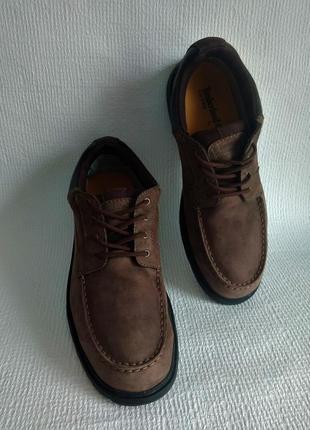 Timberland оригинальные кожаные полуботинки 45,5