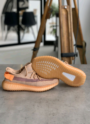 Adidas Yeezy Boost 350 V2 Clay наложка