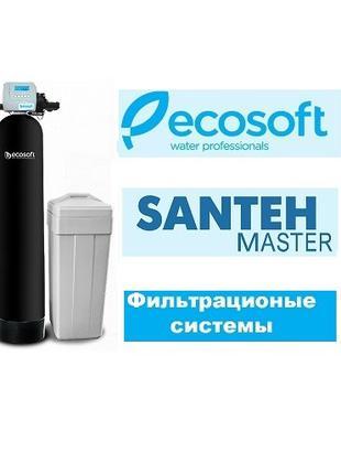 Фильтры для воды Ecosoft от (железа, хлора, жесткости)