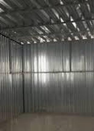 """Продам гараж 26м2 Высота ворот 2,7м в кооперативе """"Полесье"""" Оболо"""