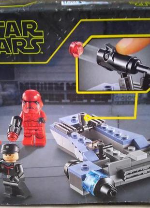 Конструктор lego 75266 star wars штурмовики ситхов – 105 дет