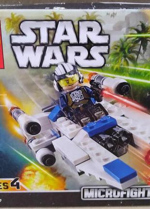 Конструктор lego 75160 star wars микроистребитель типа u - 109...