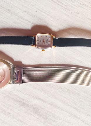 Швейцарские часы( цена за пару)