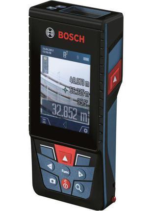 Дальномер лазерный Bosch GLM 120 C Professional (0.08-120 м)