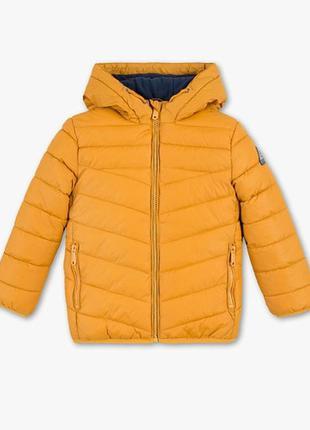 Фирменная модная куртка c&a cunda германия, евро-зима