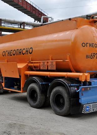 Перевозка по Украине тёмных нефтепродуктов