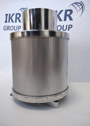 Форма для сыра из нержавеющей стали, 3-х элементнная 2-3 кг