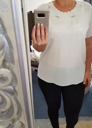Блузка вышитая бисером