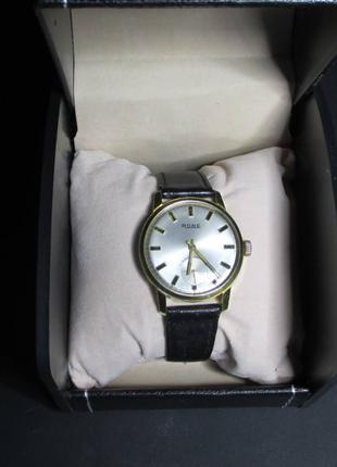 Rone (Au 10)Swiss Made часы механические швейцарские Gold 10мк