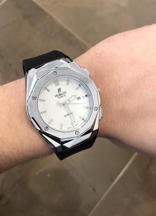 Наручные часы Hublot Big Bang Brink 882888 Silver-White, Годинник
