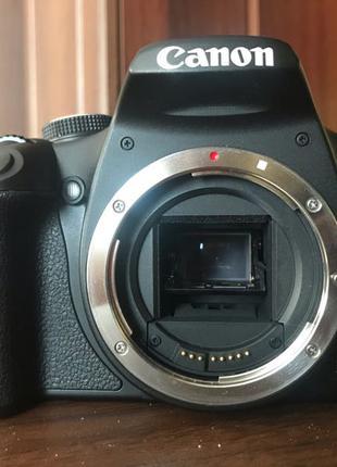 Продам Canon 500d + два об'єктиви