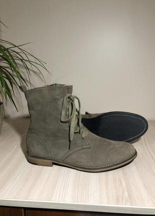 Ботинки деми боты весна черевики чоловічі 41 27,5см