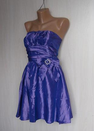 Платье с пышной юбкой, charm, 164см,  км0887 на выпускной